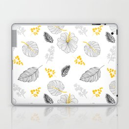Leaves Pattern Laptop & iPad Skin