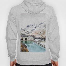 Seljavallalaug Pool, Iceland Hoody