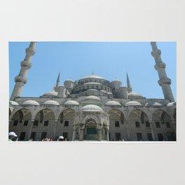 Blue Mosque  Rug