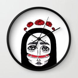 Tragically Romanticized Wall Clock