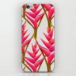 flowers fantasia iPhone Skin