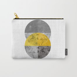 Geometric Composition 6 Carry-All Pouch