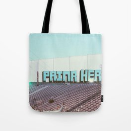 VERNON Tote Bag