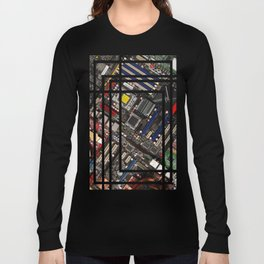 Computer boards Long Sleeve T-shirt