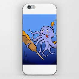 Tako Dog iPhone Skin