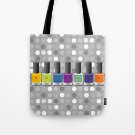 Colour happy Tote Bag