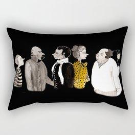 Discussion Rectangular Pillow