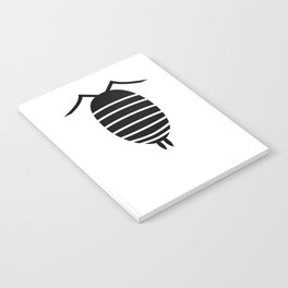 Bugs: abstract Isopod Notebook