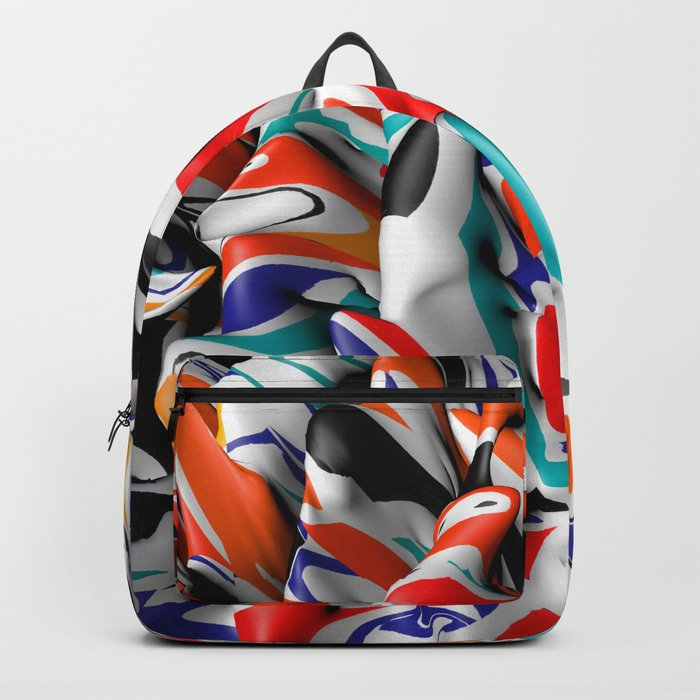 Trippy Pop Fluid II Backpack