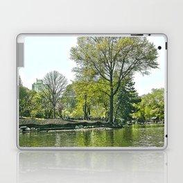 Lake at Central Park - NYC Laptop & iPad Skin
