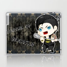 Master of Growls Laptop & iPad Skin
