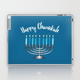 Happy Chanukah Laptop & iPad Skin