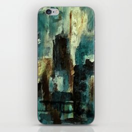 We Don't Care.  Forget It. iPhone Skin