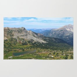 Indian Peaks Wilderness Rug