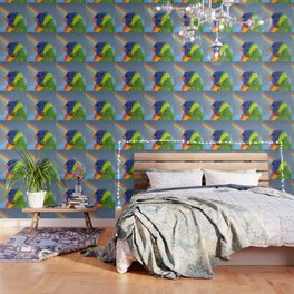 Rainbow Lorikeet Wallpaper