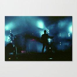 CLOSE ENCOUNTERS - Liam Howlett / The Prodigy Canvas Print