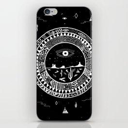 Interstellar Deserts iPhone Skin