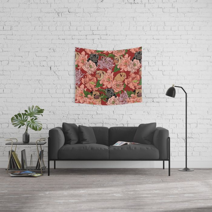 Just The Way You Are Wall Tapestry