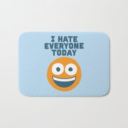 Loathe Is the Answer Bath Mat