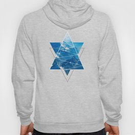 Mountain Vibes Geometry Hoody