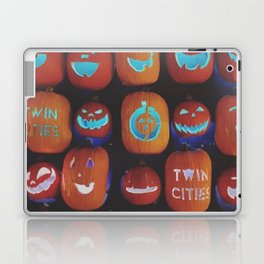 Jack O'Lanterns Laptop & iPad Skin