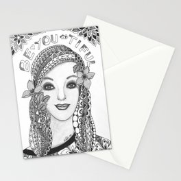 be.you.tiful Stationery Cards