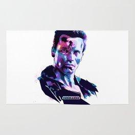 Arnold Schwarzenegger: BAD ACTORS Rug