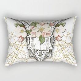 BOHO SKULL Rectangular Pillow