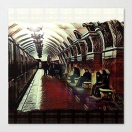 Prospekt Mira Canvas Print