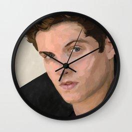 daniel sharman Wall Clock