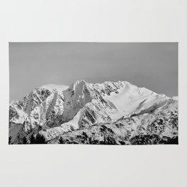 Mountain Glacier Two Rug