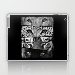 Primal Instinct - version 3 - no text Laptop & iPad Skin