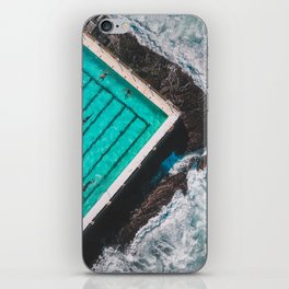 The Pool iPhone Skin