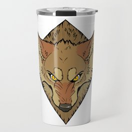 Scrappy (Color) Travel Mug