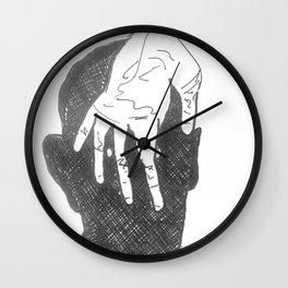 Puppet Wall Clock