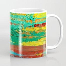 All That We See by Nadia J Art Coffee Mug