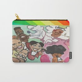 Proud Vibes Carry-All Pouch