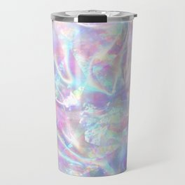 Iridescent Texture Travel Mug