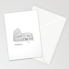 The Colosseum, Rome Stationery Cards