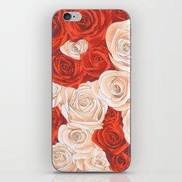 bunch o roses iPhone Skin
