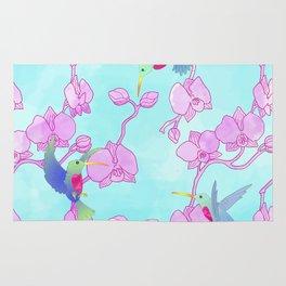 orquídeas Rug