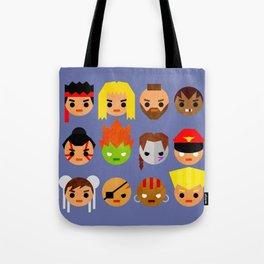 Street Fighter 2 Mini Tote Bag