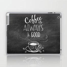 Coffee is always a good reason! Laptop & iPad Skin