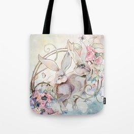 Wary Tote Bag