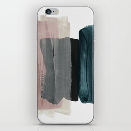 minimalism 1 iPhone Skin