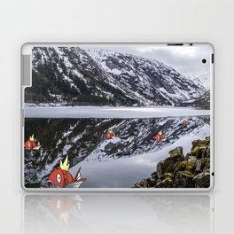 Magikarpe Diem Laptop & iPad Skin