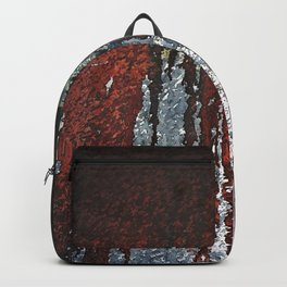Bloody Rust Drips Backpack