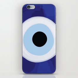Evil Eye iPhone Skin