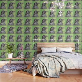 Majestic Raven Wallpaper