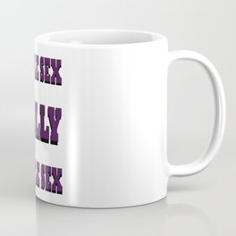 PURPLE SEX. MOLLY. PURPLE SEX. Coffee Mug
